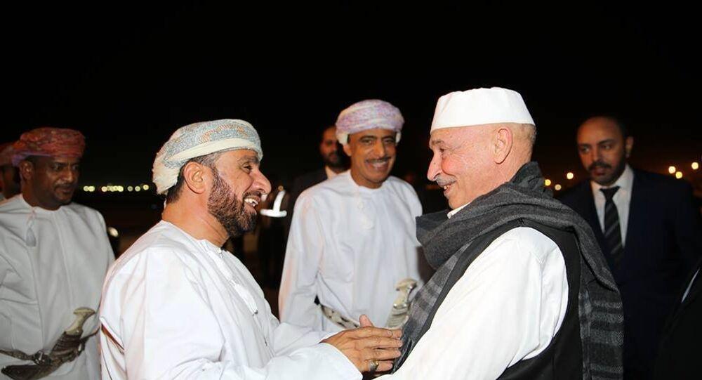 صالح في عمان