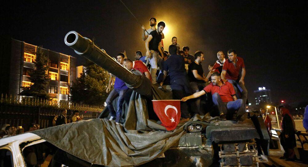 دبابة للجيش التركي