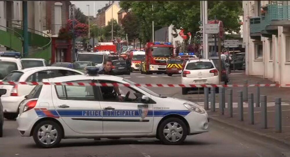 احتجاز الرهائن في فرنسا