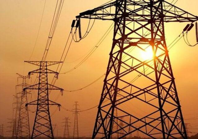 أبراج الكهرباء في السعودية