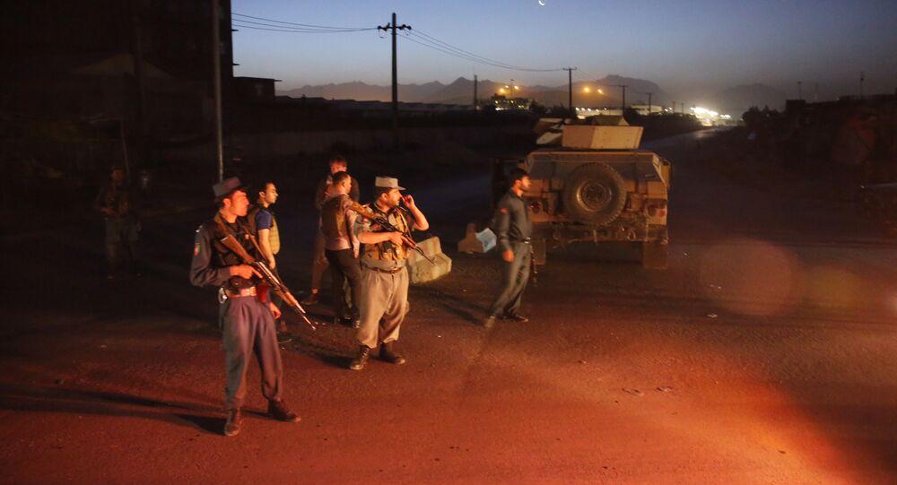 هجوم تشنه طالبان في كابول