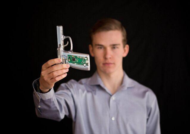 الطالب الأمريكي كاي كلويبفير
