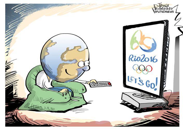 الألعاب الأولمبية ريو 2016