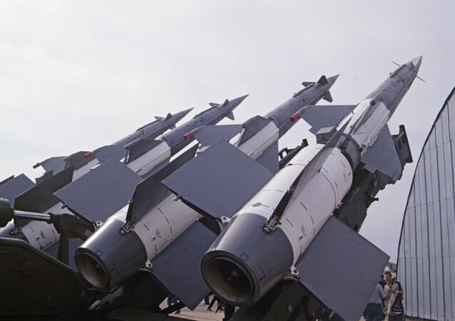 صواريخ مضادة للطائرات