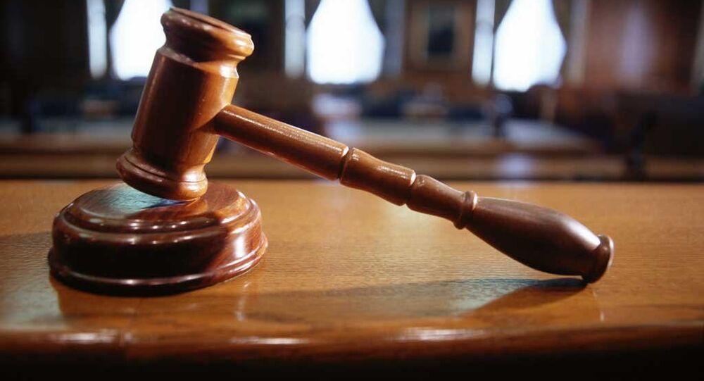 محكمة في الولايات المتحدة