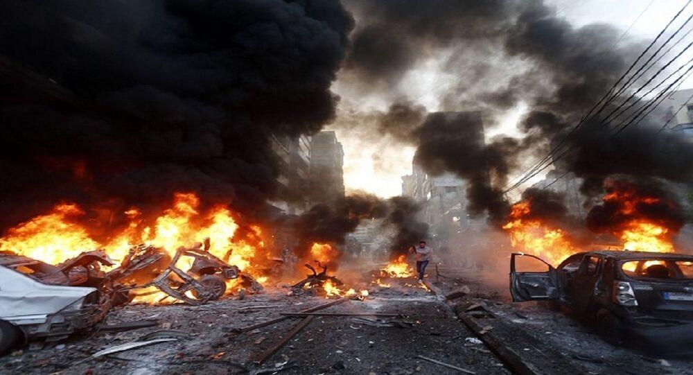 تفجيرات حمص الأخيرة