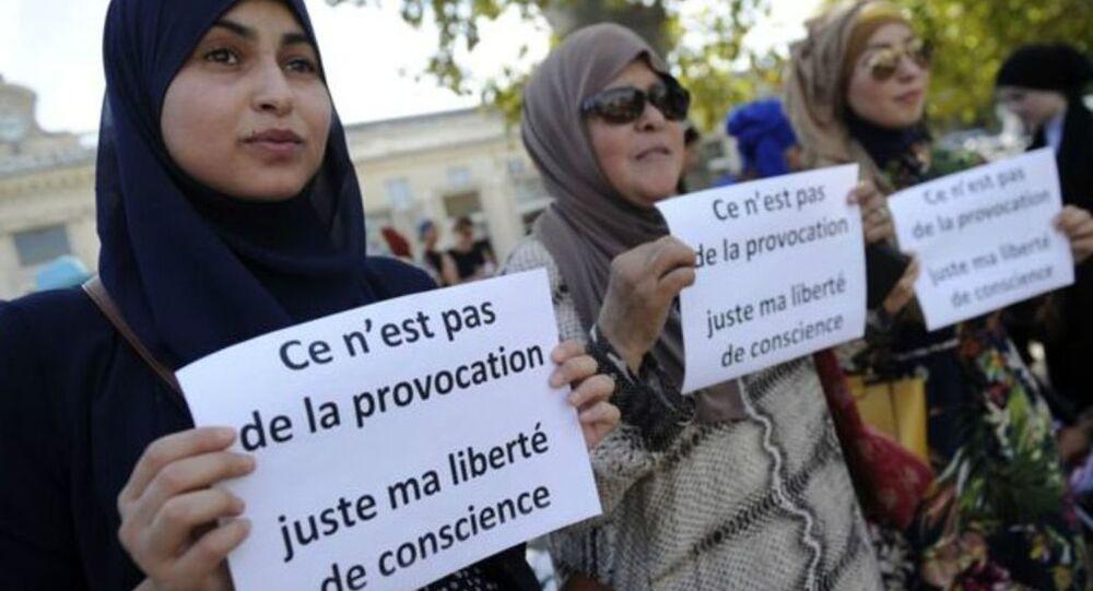 حجاب في فرنسا