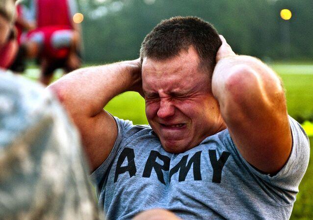 الجيش الأمريكي يخسر الحرب مع ظاهرة السمنة