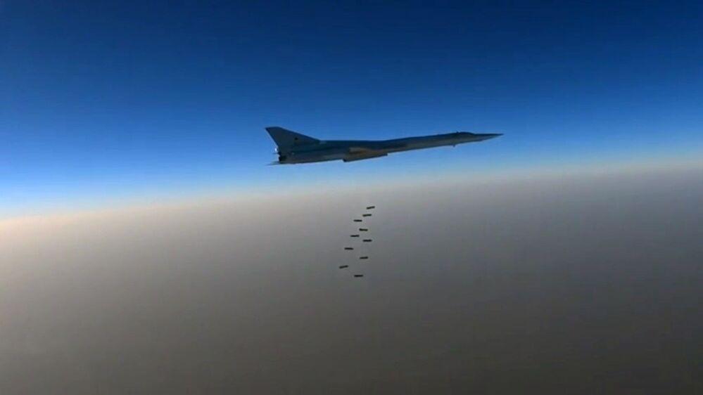 تو-22إم3 فى سوريا