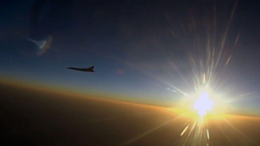 الضربات الجوية الروسية ضد تنظيم داعش الإرهابي
