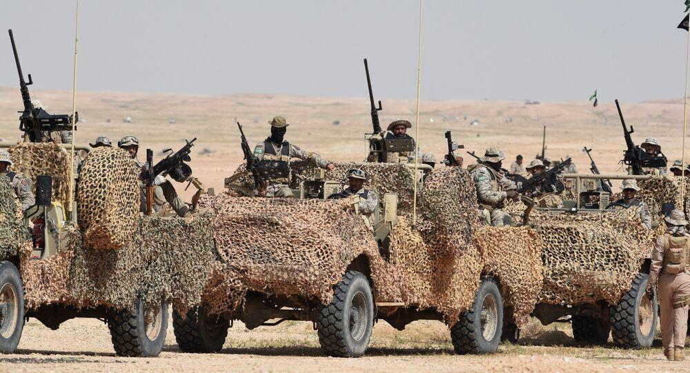 صورة تعبيرية للقوات الخاصة والجيش