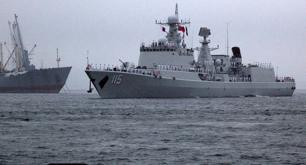 سفينة صينية