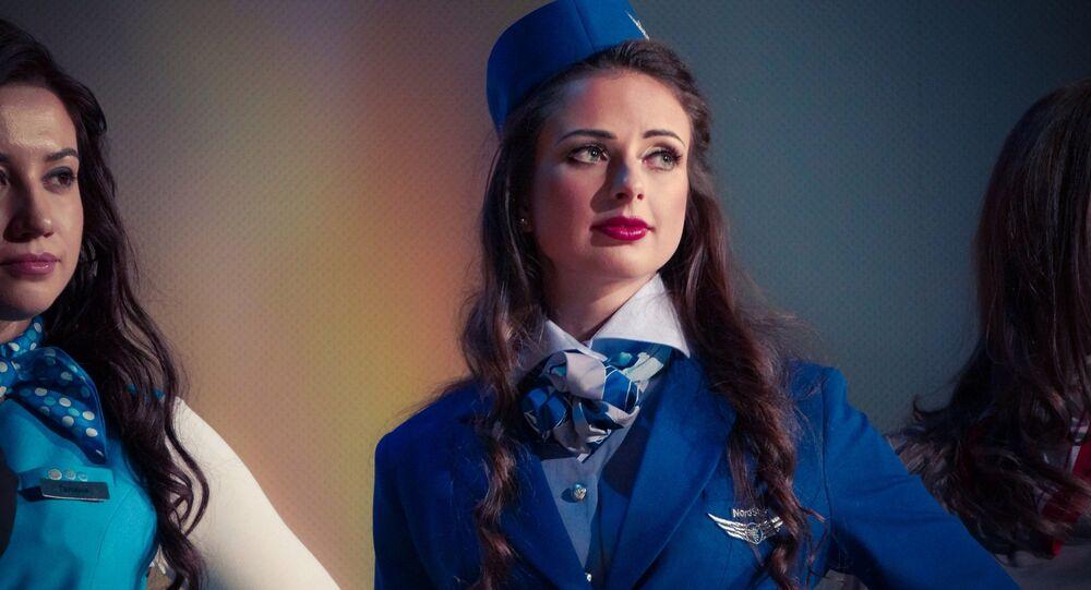 مضيفة طيران (صورة أرشيفية)