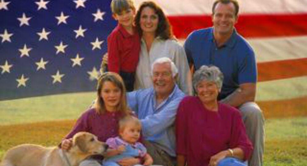 الأسرة الأمريكية
