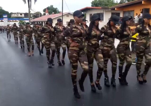 نساء كولومبيا