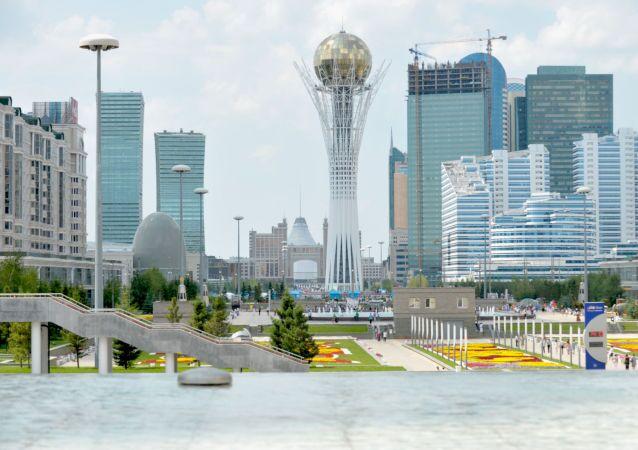 أستانا في كازاخستان