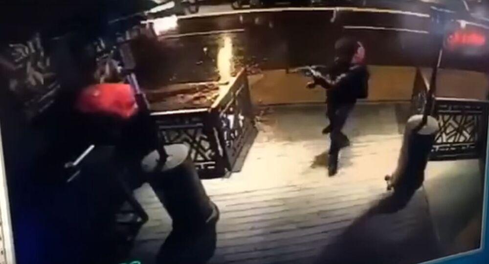 العمل الارهابي في ملهى ليلي في اسطنبول