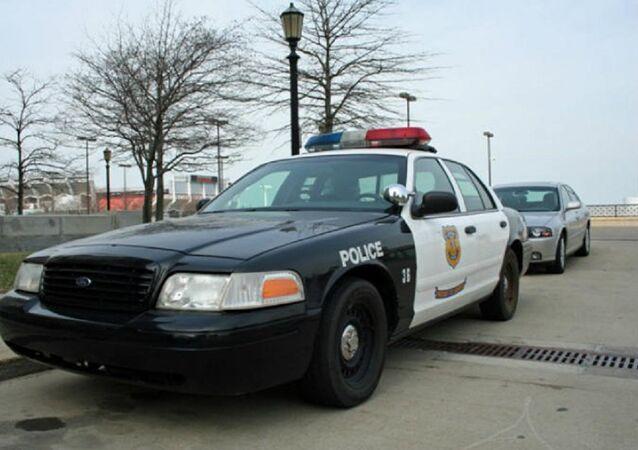سيارة شرطة امريكية