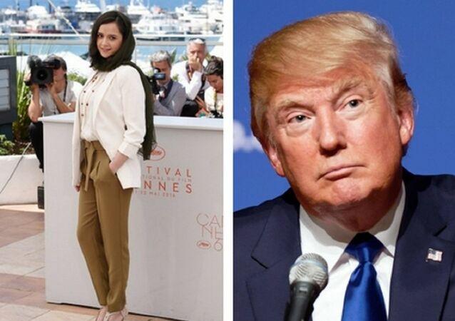 ممثلة إيرانية ترفض الذهاب إلى حفل أوسكار