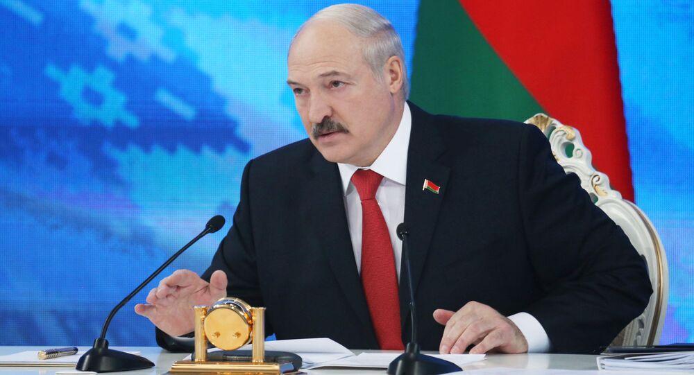 ألكسندر لوكاشينكو