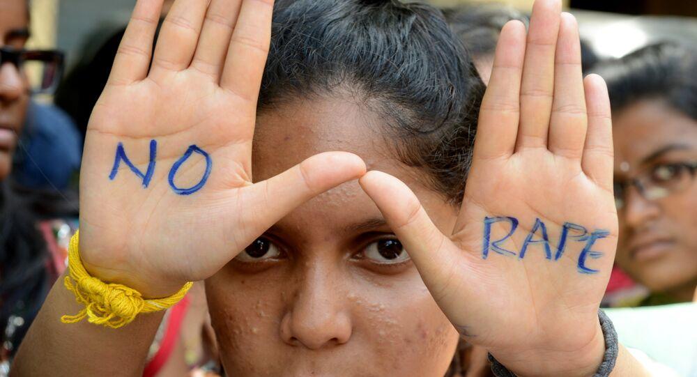 مظاهرات ضد الاغتصاب
