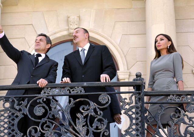 مخريبان علييفا، زوجة الرئيس الأذربيجاني إلهام علييف