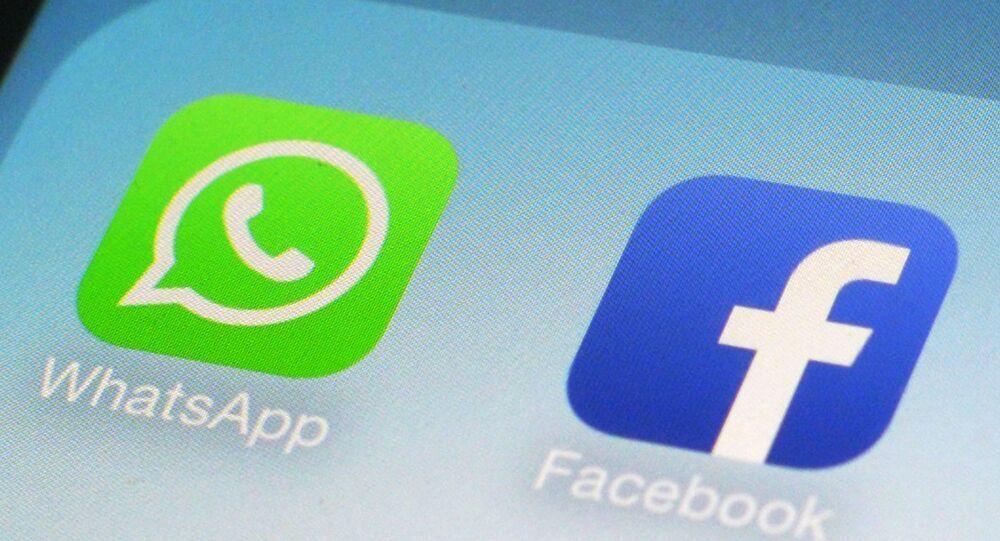 تطبيق واتسآب المملوك لموقع فيسبوك