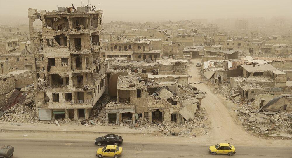 مدينة حلب - ما بعد التحرير