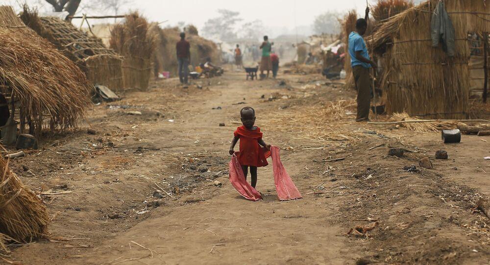 جمهورية أفريقيا الوسطى