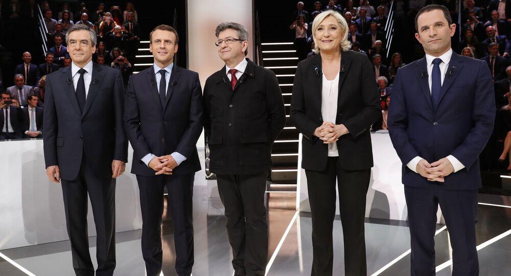 المرشحون في الانتخابات الرئاسية الفرنسية