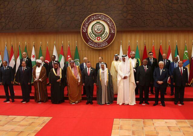 قمة جامعة الدول العربية