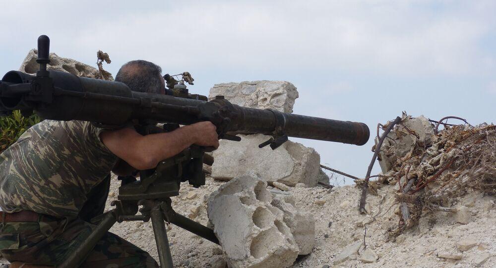 الجيش السوري داخل معردس رغم الهجمات الانتحارية