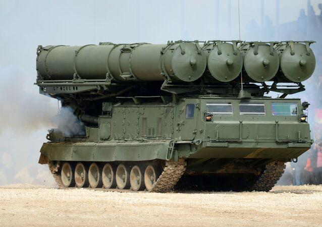 منظومة الدفاع الجوي الصاروخية إس - 300