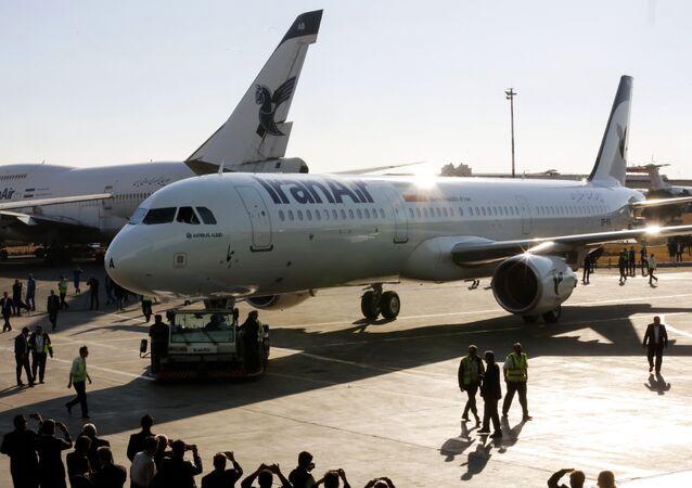 طيران إيران إير