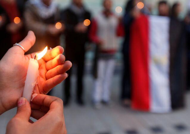 تفجيرات الكنائس في مصر