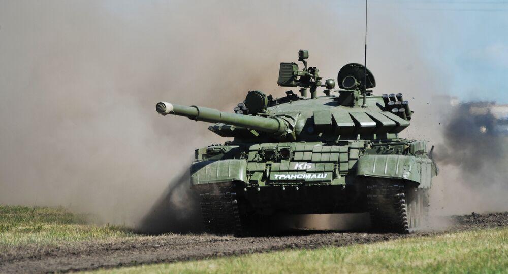 دبابة تي-62