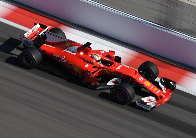 سباق الجائزة الكبرى لـ فورمولا-1 في سوتشي