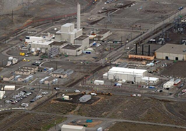 موقع هانفورد النووي