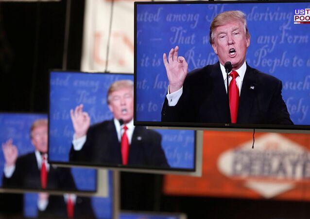ترامب ووسائل الإعلام
