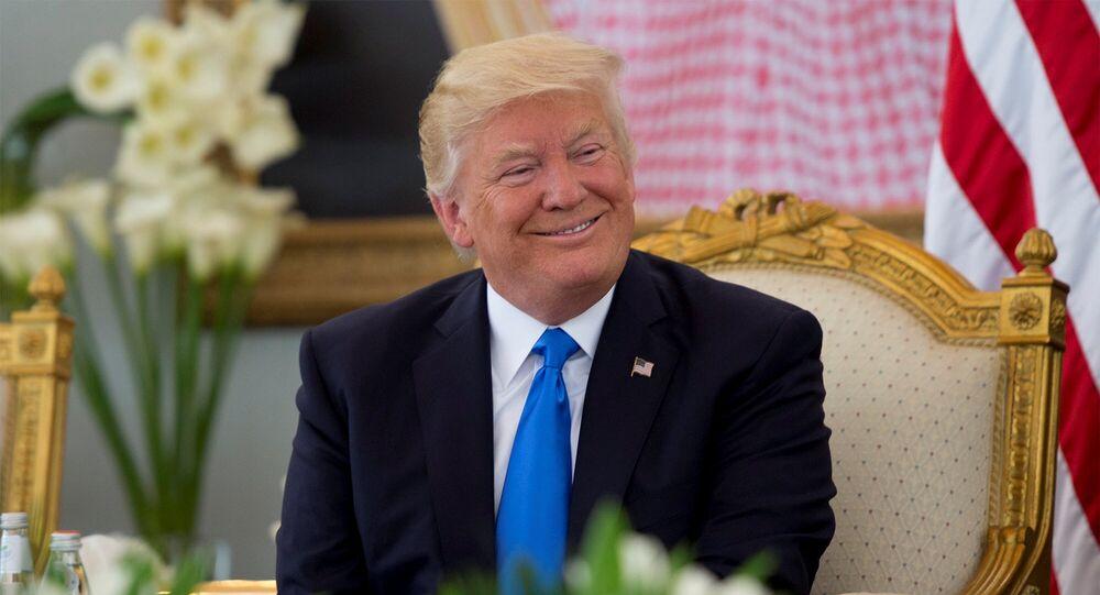 ترامب في السعودية