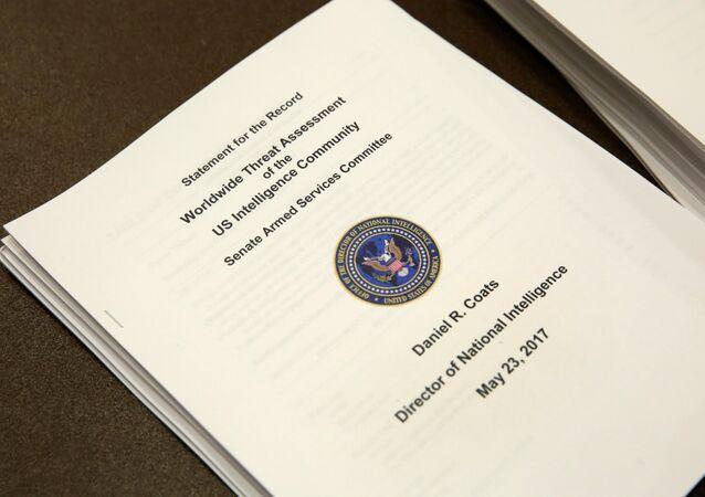 شهادة مدير المخابرات الوطنية الأمريكية دان كوتس