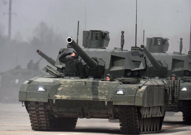 دبابة أرماتا