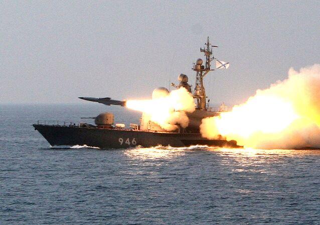الصاروخ الروسي المضاد للسفن موسكيت