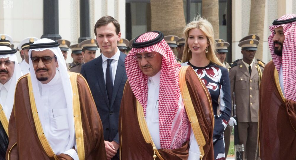 سلمان ومحمد بن نايف