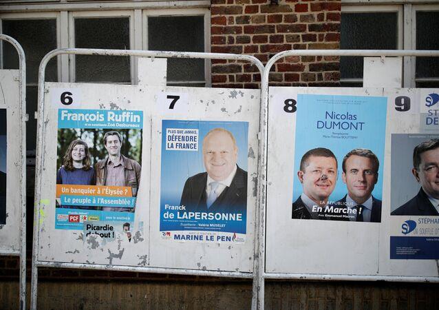 الانتخابات التشريعية الفرنسية