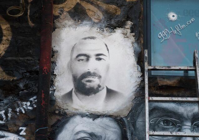 زعيم تنظيط داعش أبو بكر البغدادي