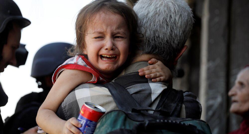 أطفال العراق