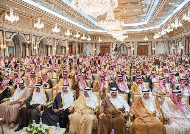 أمراء من العائلة المالكة بالسعودية
