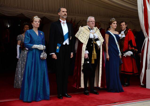 فيليب السادس ملك إسبانيا