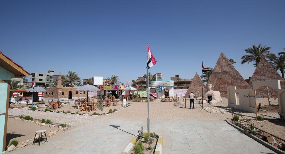 مقهى القاهرة غزة